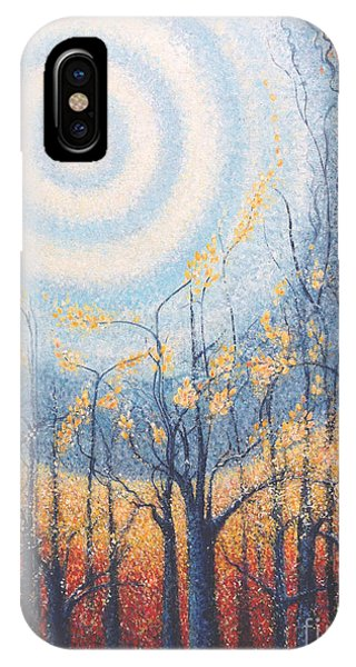 He Lights The Way In The Darkness IPhone Case