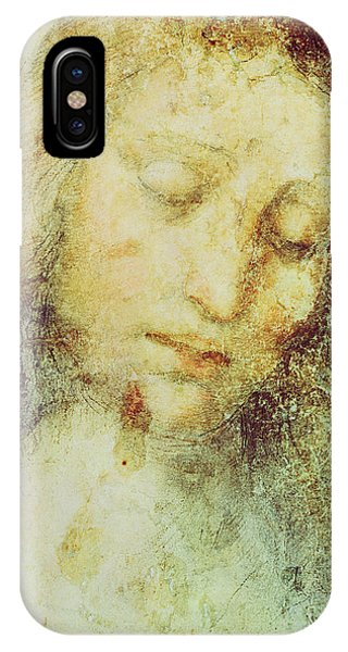 Head Of Christ IPhone Case