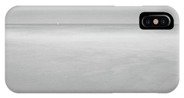 Tidal Waves iPhone Case - Heading For The Horizon by Az Jackson