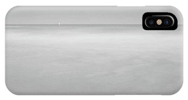 Tidal iPhone Case - Heading For The Horizon by Az Jackson