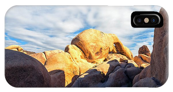 Heading To Arch Rock IPhone Case