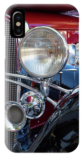 Headlight And Horn IPhone Case