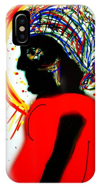 Headscarf IPhone Case