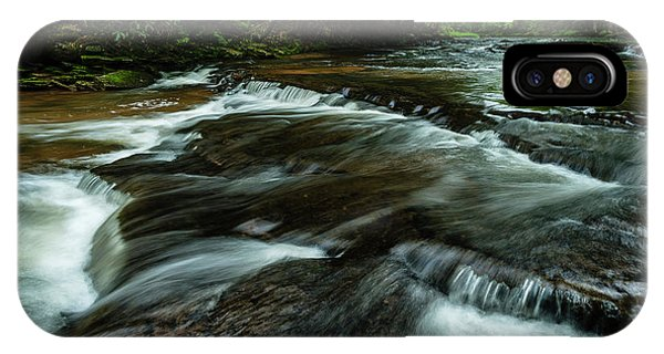 iPhone Case - Headwaters Of Williams River  by Thomas R Fletcher