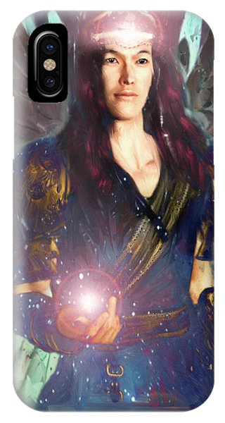 Healing Angel/raphael IPhone Case