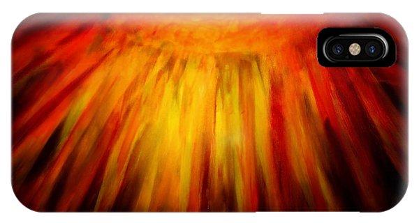 Healing Balm Of The Sun IPhone Case