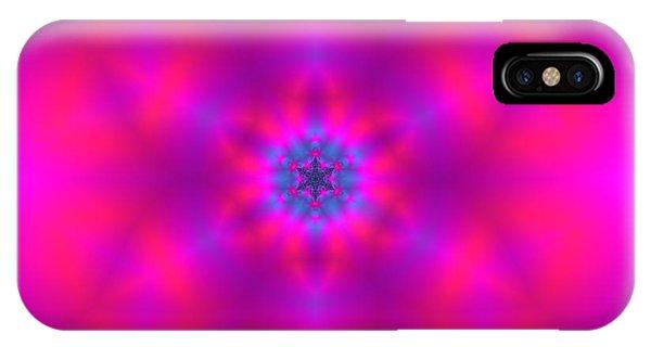 IPhone Case featuring the digital art Healing Number Xxx by Robert Thalmeier