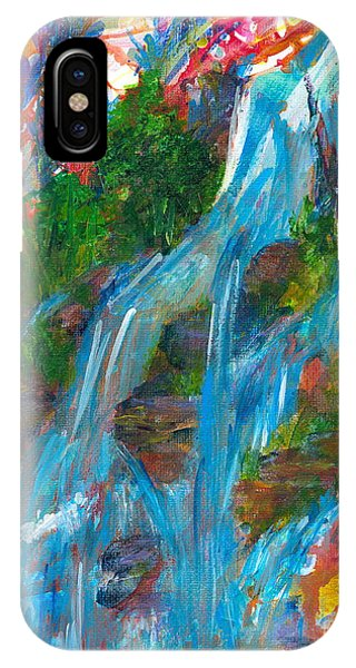 Healing Waters IPhone Case