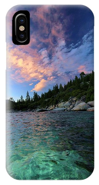 IPhone Case featuring the photograph Healing Waters by Sean Sarsfield