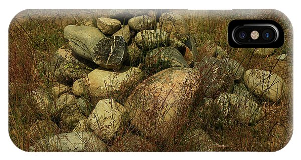 Heap Of Rocks IPhone Case