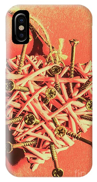 Metal iPhone Case - Heart Attack by Jorgo Photography - Wall Art Gallery