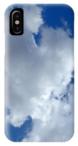 Heart Cloud Sedona Sky IPhone Case