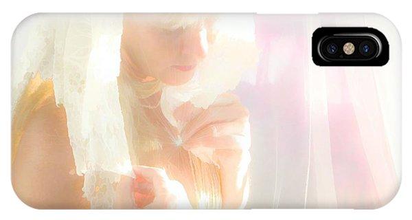 iPhone Case - Heart Drop by Uldra Johnson