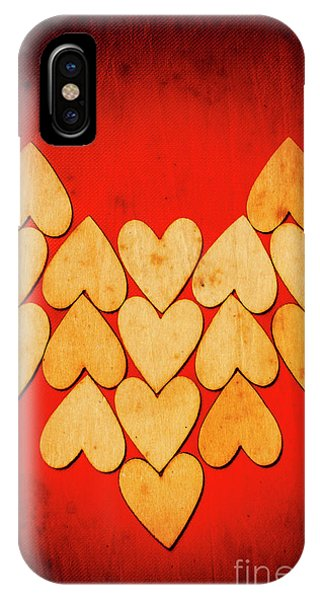 Design iPhone Case - Heart Of Hearts by Jorgo Photography - Wall Art Gallery