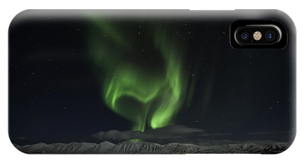 Heart Of Northern Lights IPhone Case