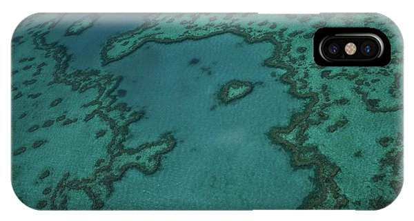 Heart Reef IPhone Case