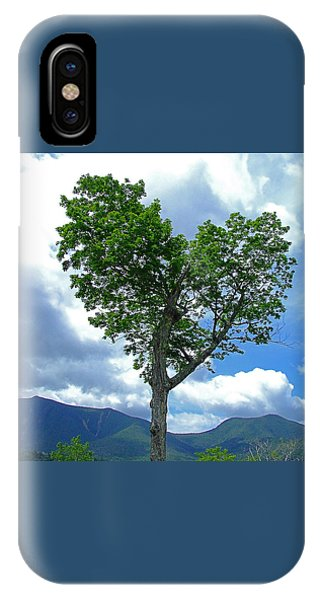 Heart Shaped Tree IPhone Case