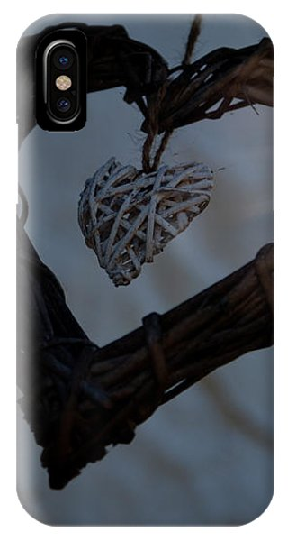Heart With A Heart II IPhone Case