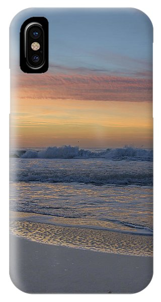 Oceanfront iPhone Case - Heartfelt Calm by Betsy Knapp