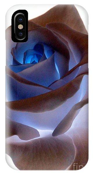 Heartglow Rose IPhone Case