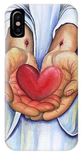 Heart's Desire IPhone Case