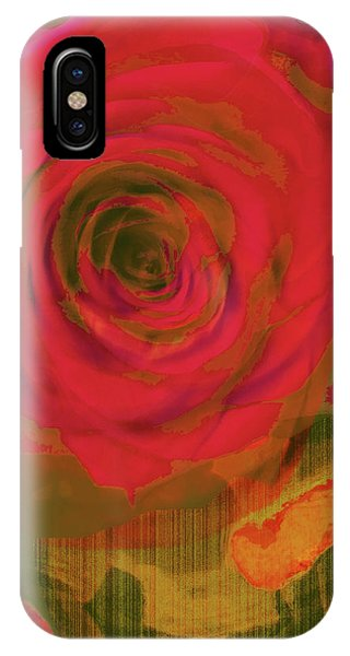 Hearts 'n Flowers-what Quarrel IPhone Case