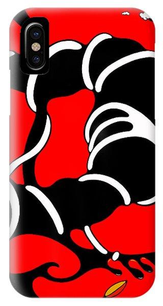 Heartstrings IPhone Case