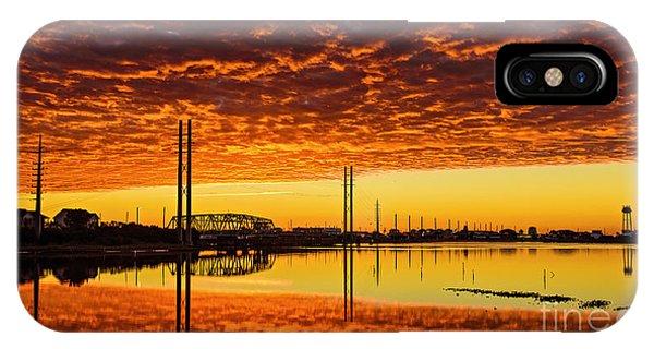 Swing Bridge Heat IPhone Case