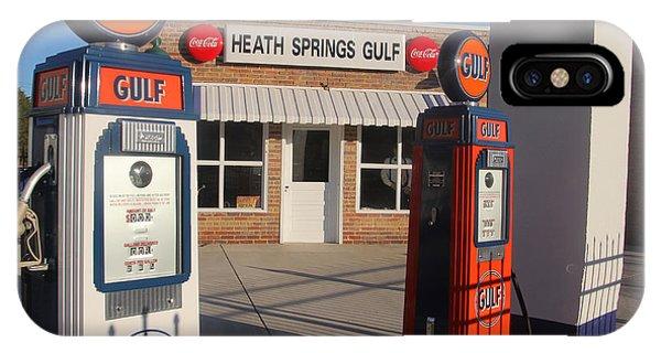 Heath Springs Gulf 1 IPhone Case
