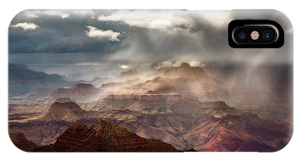 Heaven And Earth Phone Case by Adam Schallau