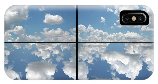 Cloud iPhone Case - Heaven by James W Johnson