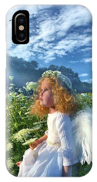 Heaven Sent IPhone Case