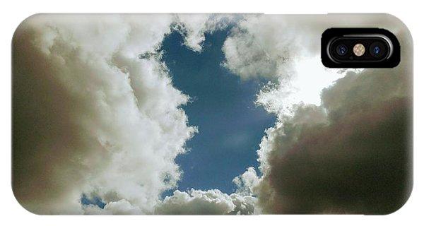 Majestic Clouds  IPhone Case