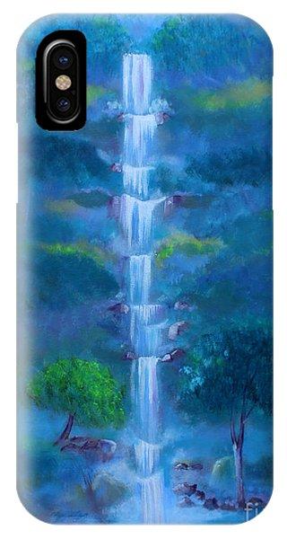 Heavenly Falls IPhone Case