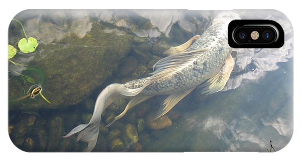 Heavenly Fish IPhone Case