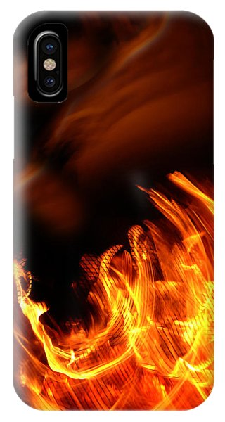 Heavenly Flame IPhone Case