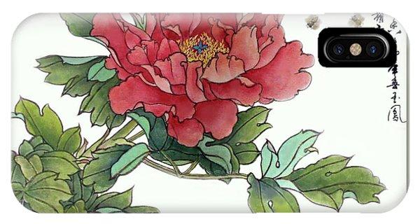 Heavenly Flower IPhone Case