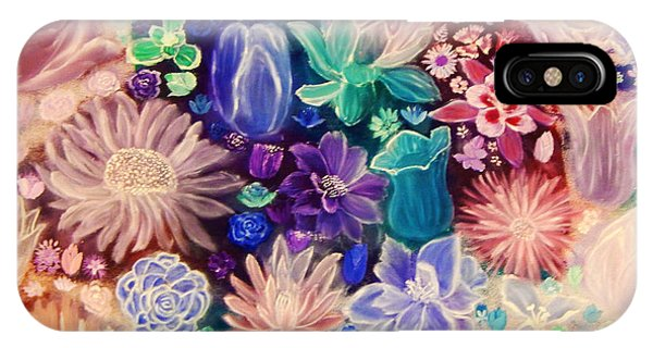 Heavenly Garden IPhone Case