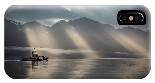 Heavenly Light IPhone Case