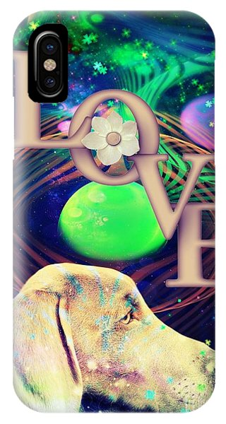 Heavenly Love IPhone Case