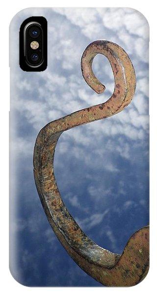 Heavenly Sky Hook IPhone Case