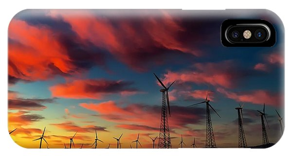 Heavenly Sunrise IPhone Case