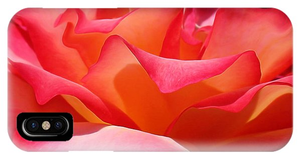 Heavy Petal IPhone Case