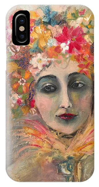 Hedy Lamore IPhone Case