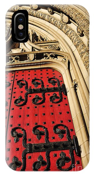 Heinz Chapel Doors IPhone Case