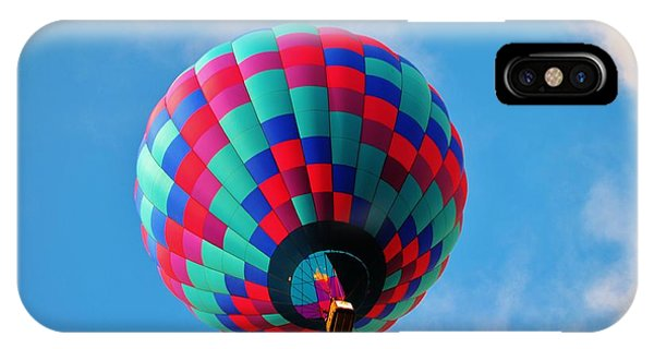 Helen Hot Air Balloon IPhone Case