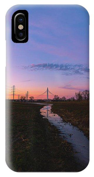 Heliotrope IPhone Case