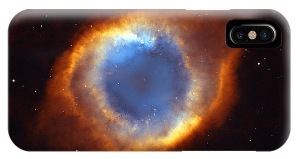 Helix Nebula IPhone Case