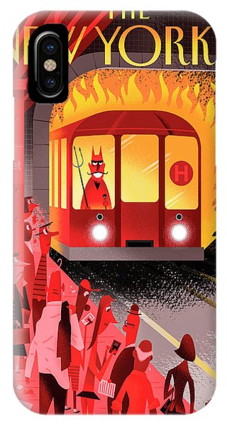Hell Train IPhone Case