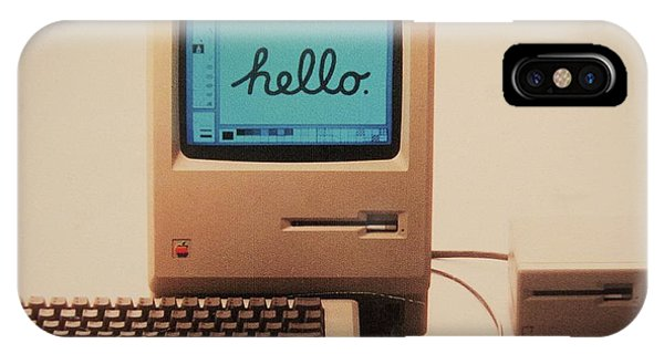Hello Remember Me IPhone Case